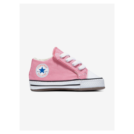 Topánky Converse Chuck Taylor All Star Cribster Mid Růžová