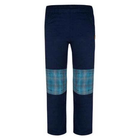 Loap NAPOS tmavo modrá - Detské nohavice