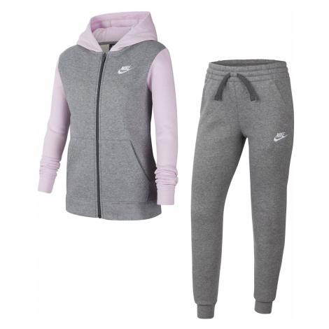 Dievčenská tepláková súprava Nike Fleece