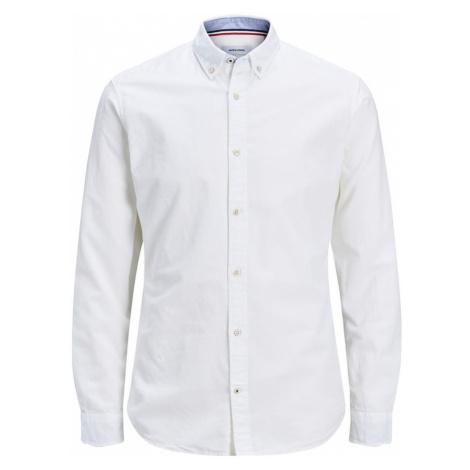 JACK & JONES Košeľa  biela