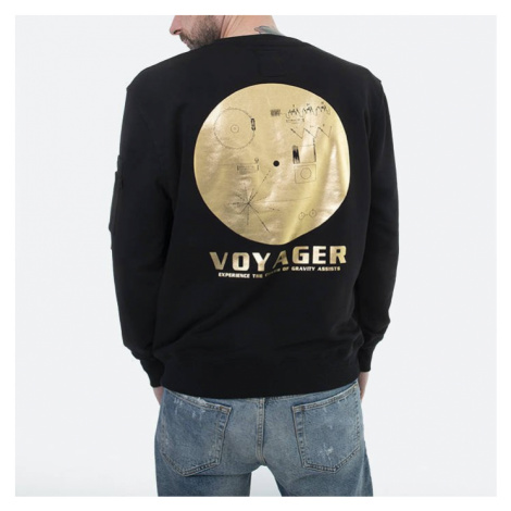 Alpha Industries Nasa Voyager Sweater 116306 03