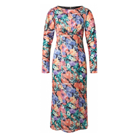 Chi Chi London Šaty 'Darcia'  zmiešané farby