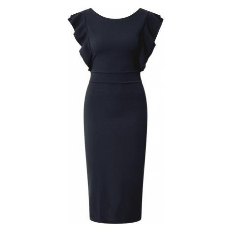 WAL G. Puzdrové šaty  kobaltovomodrá