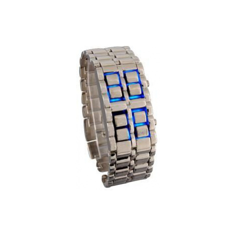 Binárne LED hodinky SAMURAI