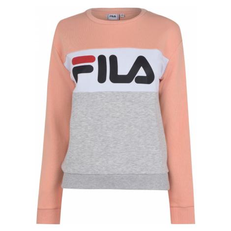 Fila Leah Crew Sweatshirt Ladies