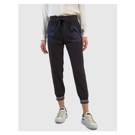 Tepláky La Martina Woman Trouser Bi/Stretch Cady