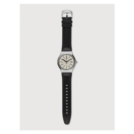 Hodinky Swatch YIS402 Čierna
