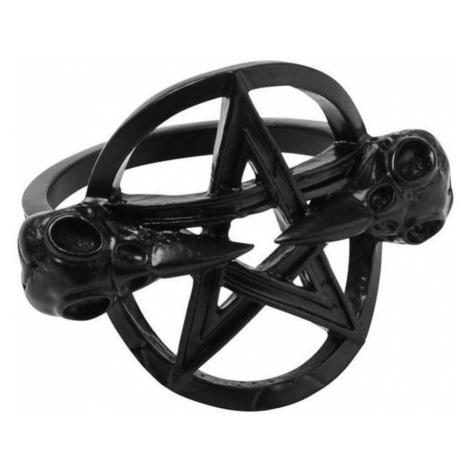 prsteň KILLSTAR - Prey - BLACK - KSRA003139