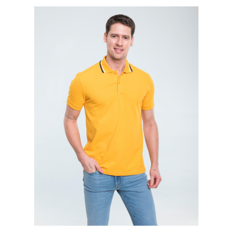 Big Star Man's Shortsleeve Polo T-shirt 154559 -701