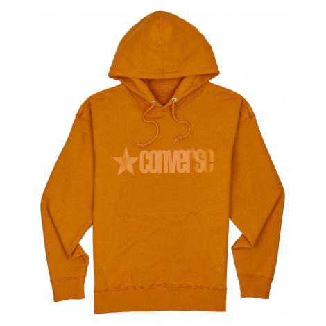 Converse M Invert Po Hoodie-L oranžové 10019955-A03-L