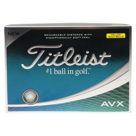 Titleist AVX 12 Pack Golf Balls