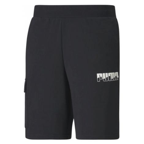 Puma REBEL BOLD SHORTS KAPSA čierna - Pánske športové šortky