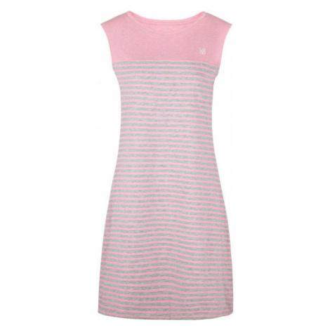 Loap ADONISA ružová - Dámske šaty