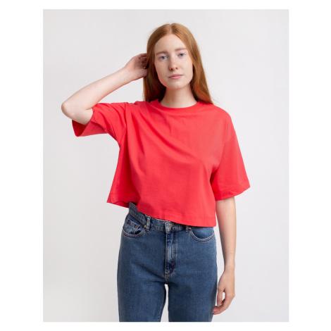 Edited Sila T-Shirt Teaberry