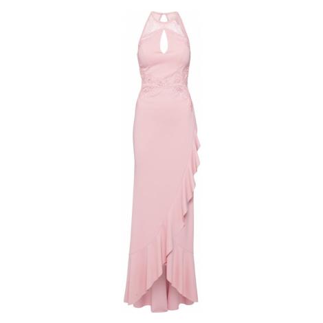 Lipsy Večerné šaty  ružová