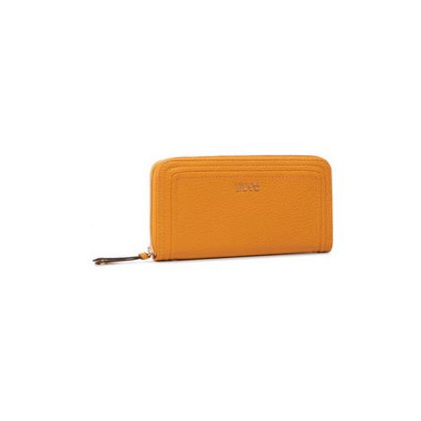 Liu Jo Veľká dámska peňaženka Xl Zip Around AF0070 E0058 Žltá