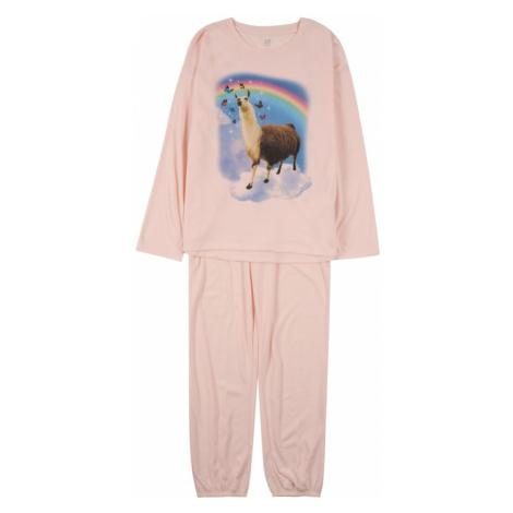 GAP Pyžamo  ružová / zmiešané farby