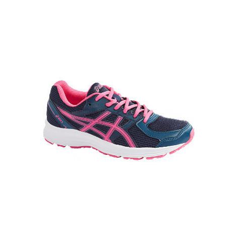 Modro-ružové tenisky Asics Jolt