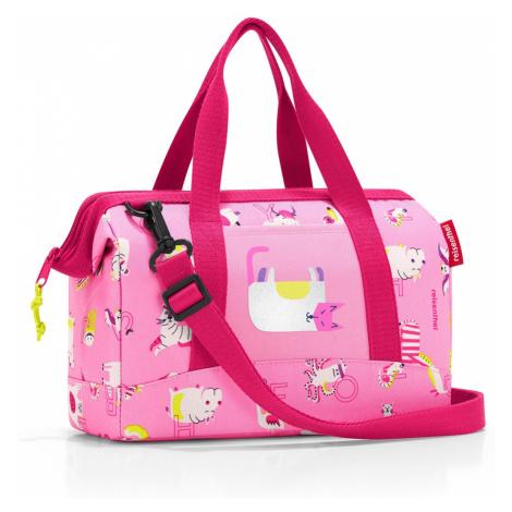 Reisenthel Allrounder XS Kids Abc friends pink