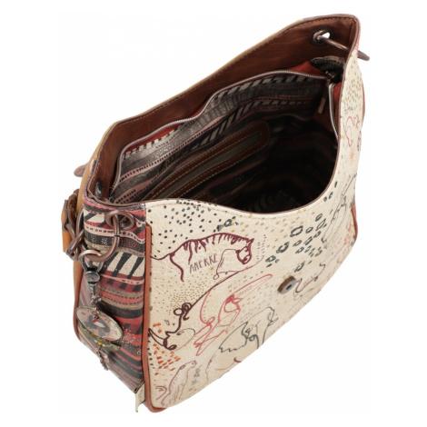 Anekke béžová kabelka Safari fushion