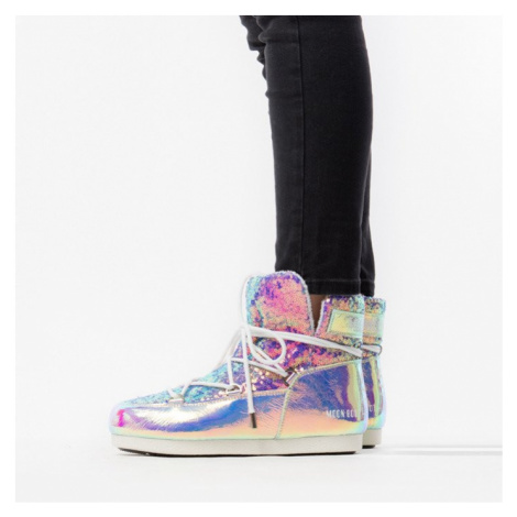 Moon Boot 50 Anniversary Leather Holo 24201600 001