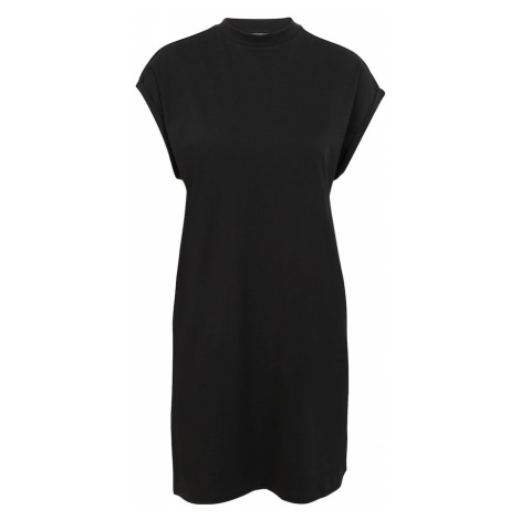 Noisy May (Petite) Pletené šaty 'HAILEY'  čierna