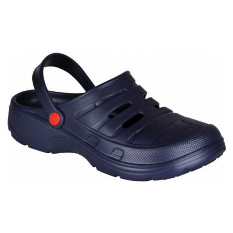 Coqui KENSO tmavo modrá - Pánske sandále