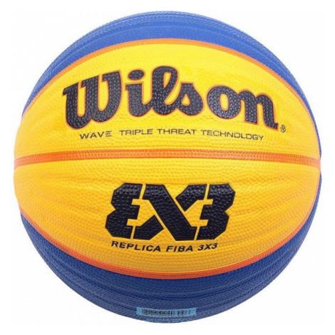 Wilson FIBA 3X3 REPLICA RBR - Basketbalová lopta