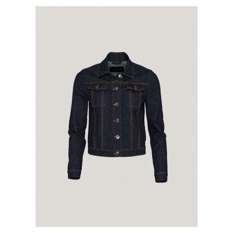 Dámska džínsová bunda Pietro Filipi modrá