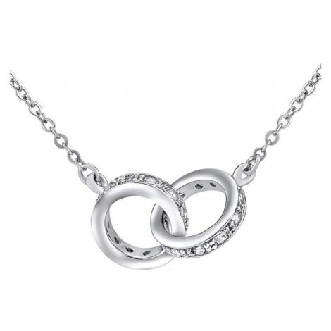 Silvego Strieborný náhrdelník s príveskom JJJN0686