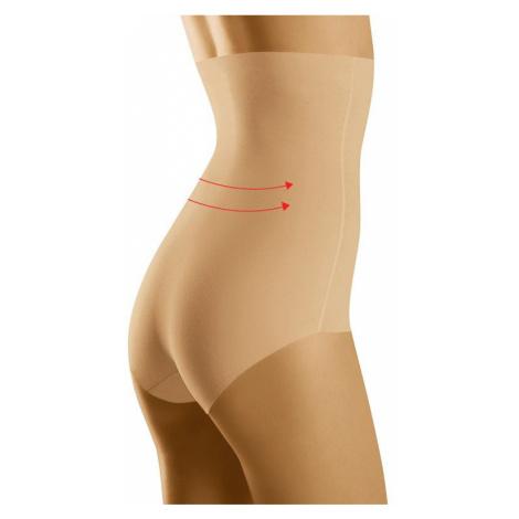 Zoštíhľujúce a modelujúce nohavičky Supressa telové Wolbar