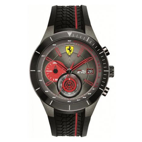 Scuderia Ferrari Red Rev
