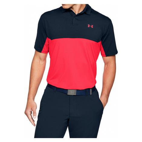 Pánske tričko s golierikom Under Armour Performance Polo 2.0 Colorblock