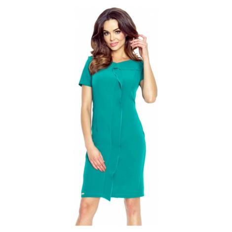 Zelené šaty Estera Bergamo