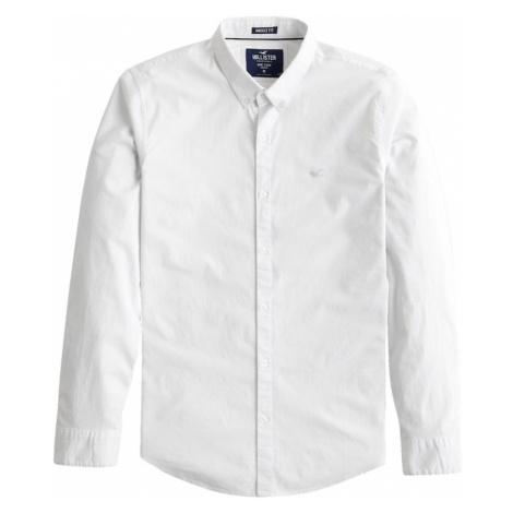 HOLLISTER Košeľa  biela