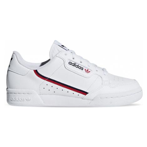 adidas Continental 80 Junior-4.5 biele F99787-4.5