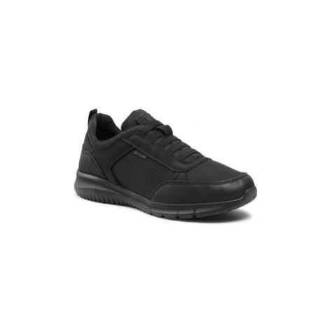 Geox Sneakersy U Monreale C U15BVC 01106 C9999 Čierna