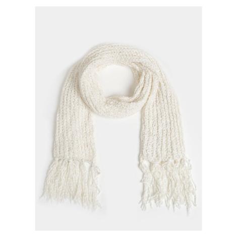 Krémový dámsky šál Haily´s Karlotta