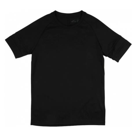 NIKE Funkčné tričko 'Academy'  čierna