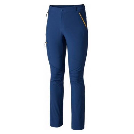 Columbia TRIPLE CANYON PANT tmavo modrá - Pánske outdoorové nohavice