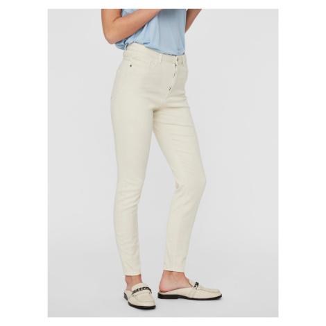 Honni Sophia Jeans Vero Moda Biela