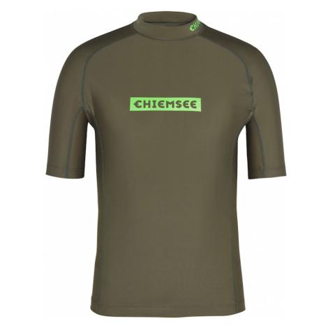 CHIEMSEE Funkčné tričko  olivová