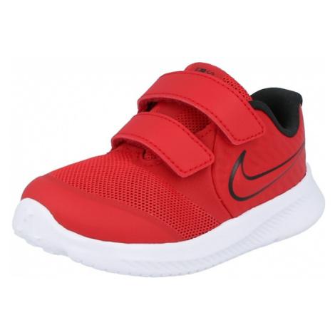 NIKE Športová obuv 'STAR RUNNER'  červená