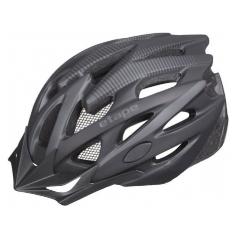 Etape TWISTER 2 tmavo sivá - Pánska cyklistická prilba
