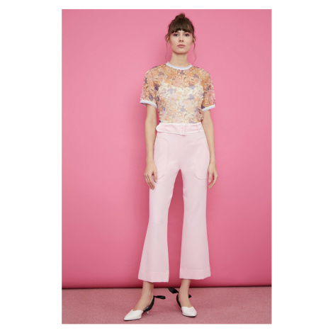 Koton Women's Pink Pants