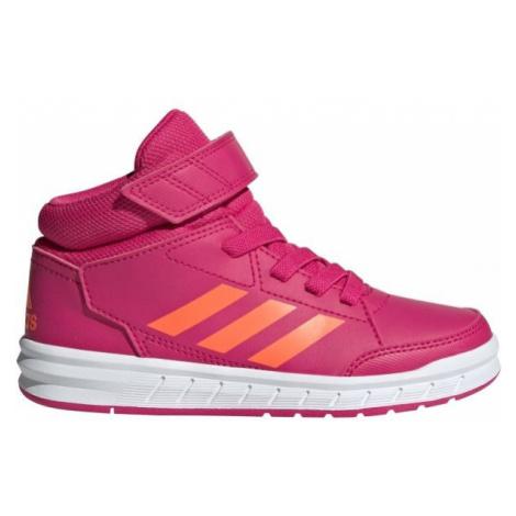 adidas ALTASPORT MID K ružová - Detská voľnočasová obuv