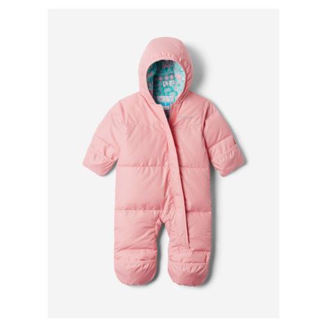Snuggly Bunny™ Kombinéza dětská Columbia Růžová