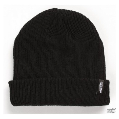 Jednoduchá čierna zimná čiapka VANS MISMOEDIG BEANIE