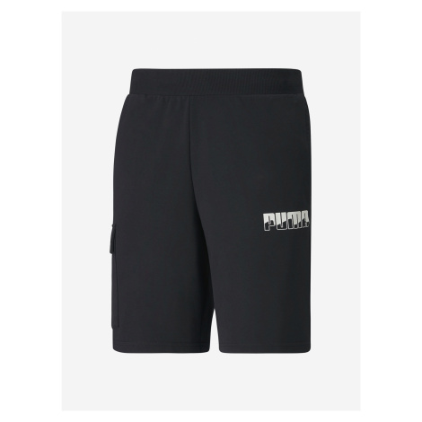 Kraťasy Puma Rebel Bold Shorts Čierna