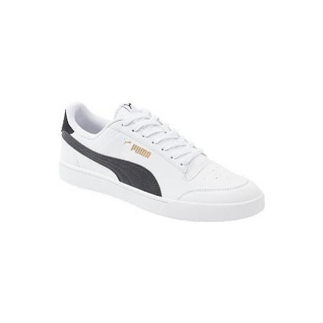 Biele tenisky Puma Shuffle